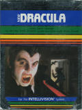 Dracula Intellivision Front Cover