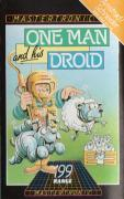 One Man and His Droid Amstrad CPC Front Cover