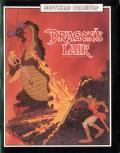 Dragon's Lair Commodore 64 Front Cover