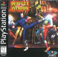 Perfect Weapon PlayStation Front Cover