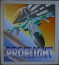 ProFlight Atari ST Front Cover