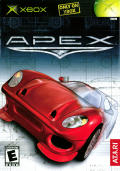 Apex Xbox Front Cover