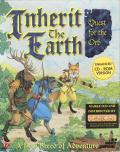 Inherit the Earth: Quest for the Orb DOS Front Cover