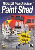 Microsoft Train Simulator: Paint Shed Windows Front Cover