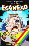 Egghead Goes to Town ZX Spectrum Front Cover