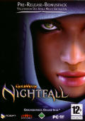 Guild Wars: Nightfall (Pre-Release Bonus Pack) Windows Front Cover