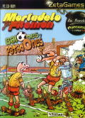 Mortadelo y Filemón: Balones y Patadones Windows Front Cover