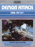 Demon Attack PC Booter Front Cover