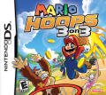 Mario Hoops 3 on 3 Nintendo DS Front Cover