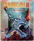 Turrican II: The Final Fight Amiga Front Cover