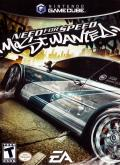 Need for Speed: Most Wanted GameCube Front Cover