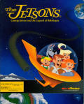 The Jetsons: George Jetson and the Legend of Robotopia Amiga Front Cover