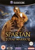 Spartan: Total Warrior GameCube Front Cover