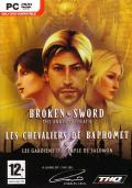 Secrets of the Ark: A Broken Sword Game Windows Front Cover