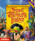 Muppet Treasure Island Macintosh Front Cover