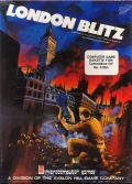 London Blitz Commodore 64 Front Cover