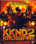 KKND2: Krossfire Windows Front Cover