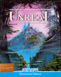 Unreal Amiga Front Cover