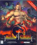 Mortal Kombat 4 Windows Front Cover