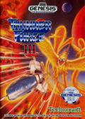Thunder Force III Genesis Front Cover