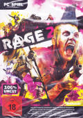 Rage 2 Windows Front Cover