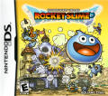 Dragon Quest Heroes: Rocket Slime Nintendo DS Front Cover