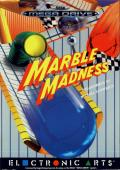 Marble Madness Genesis Front Cover