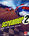 Screamer 2 DOS Front Cover