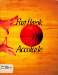 Fast Break Amiga Front Cover