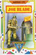 Joe Blade Amstrad CPC Front Cover