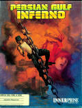 Persian Gulf Inferno Amiga Front Cover