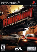 Burnout: Revenge PlayStation 2 Front Cover
