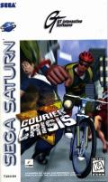 Courier Crisis SEGA Saturn Front Cover