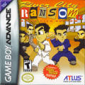 River City Ransom Game Boy Advance Front Cover