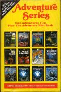 Adventure Series Apple II Front Cover