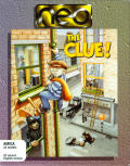 The Clue! Amiga Front Cover