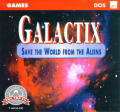 Galactix DOS Front Cover