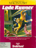 Lode Runner Macintosh Front Cover