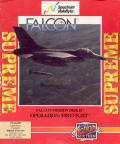 Falcon Operation: Firefight Amiga Front Cover