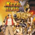Metal Slug X Blacknut Front Cover