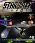 Star Trek Pinball DOS Front Cover