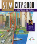 SimCity 2000: Network Edition Windows Front Cover