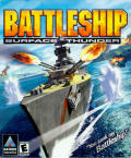 Battleship: Surface Thunder Windows Front Cover