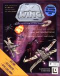 Star Wars: X-Wing (Collector's CD-ROM) Macintosh Front Cover