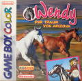 Wendy: Der Traum von Arizona Game Boy Color Front Cover