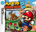 Mario vs. Donkey Kong 2: March of the Minis Nintendo DS Front Cover
