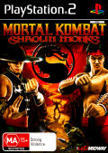 Mortal Kombat: Shaolin Monks PlayStation 2 Front Cover