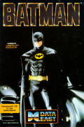Batman Commodore 64 Front Cover