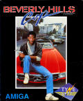 Beverly Hills Cop Amiga Front Cover