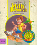 The Adventures of Willy Beamish Amiga Front Cover
